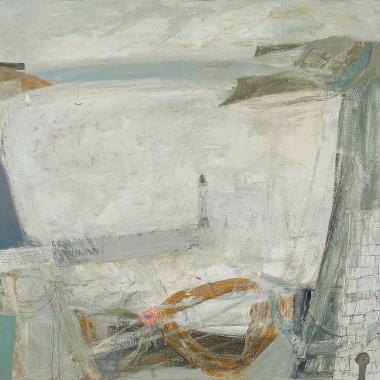Nicholas Turner - White Sea, 2018