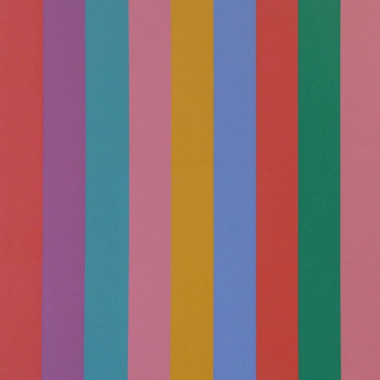 Bridget Riley - Sideways