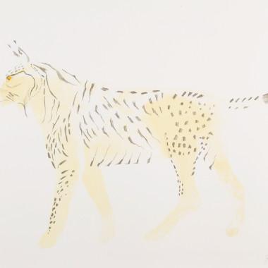 Elisabeth Frink - Lynx, from Eight Animals, 1970