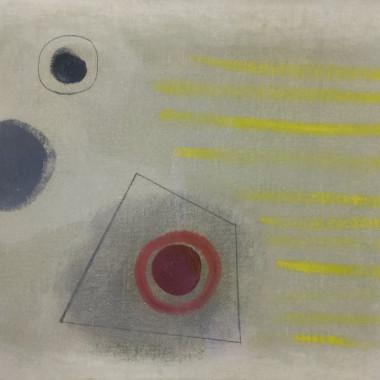 John Wells - Painting 1968 (Sennen)