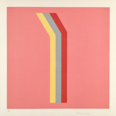 Marc Vaux - Untitled (Bishop), 1966