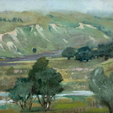 Harry Bush - Landscape I