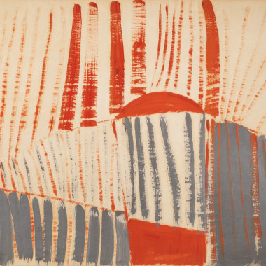 Terry Frost - Untitled Composition, 1956-57 circa