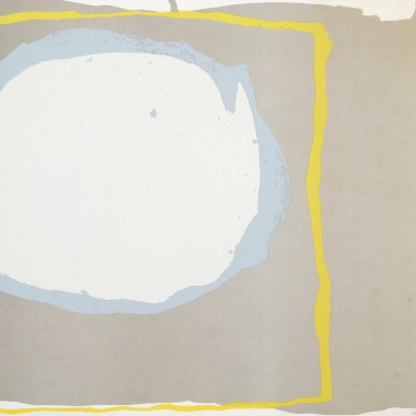 William Scott - Iona [Archeus 13], from Europäischen Grafik, 1961