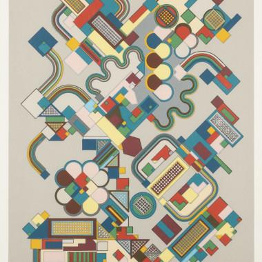 Eduardo Paolozzi - Ponti, 1988