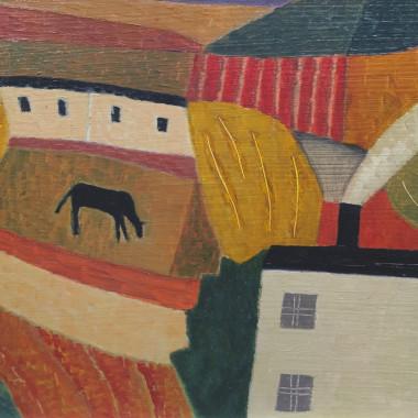 Anne Rothenstein - The Black Horse