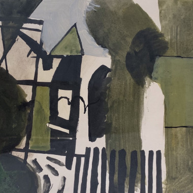 Keith Vaughan - Untitled, 1952-1953