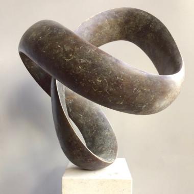 Richard Fox - Bronze Ravel VI, 2016
