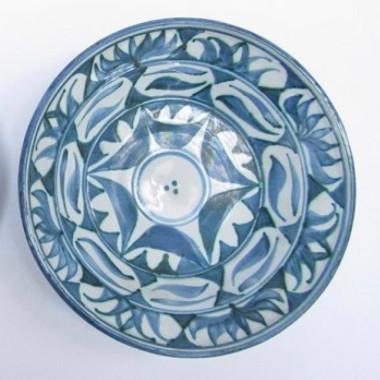 Geoffrey Eastop - An Aldermaston Pottery open bowl, c 1960