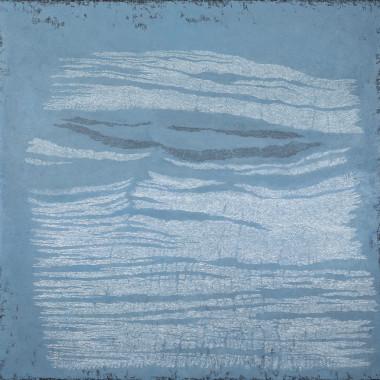 Pamela Burns - Blue Shore, August, 2020