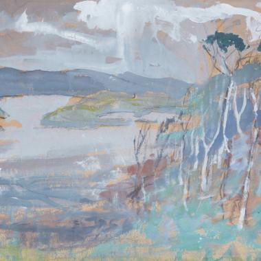 Anne Redpath - Borders Landscape, c.1934