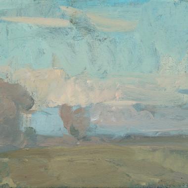 Martin Yeoman - Evening Above Cranborne Chase, Dorset