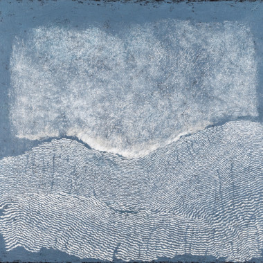 Pamela Burns - White Edge Shore, 2020
