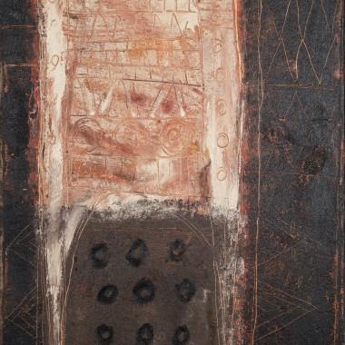 Martin Bradley - The Edifice, 1956