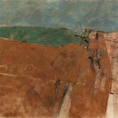 Philip Jones - Earth Works, 1972