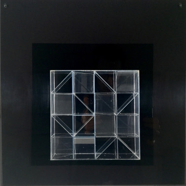 Peter Clapham - Space Frame 16, 1968