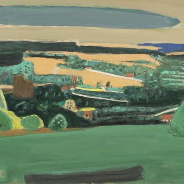 Henri Hayden - Untitled, 1959