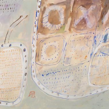 Martin Bradley - Untitled, 1962