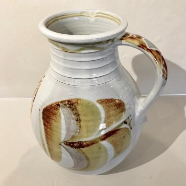 Aldermaston Pottery - A large Aldermaston Pottery pitcher, c 1970s