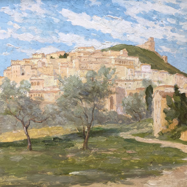 Isobelle Anne Dods-Withers - Assisi