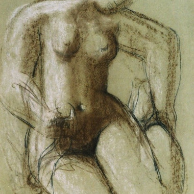 Frank Dobson - Seated Woman, c 1930