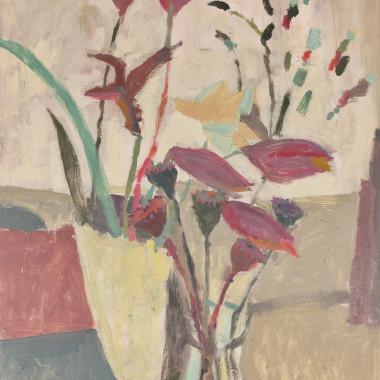 Nicholas Turner - White Vase, 2020