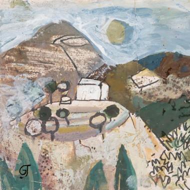Gwyneth Johnstone - Hilltop Farm, 2009