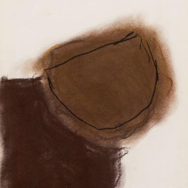 Roger Hilton - Untitled, c 1960