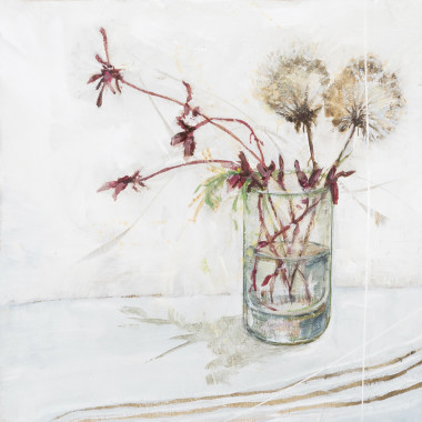 Jane Skingley - Stems and Seed Heads, 2020