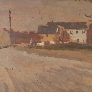 Edward Morland Lewis - Ferryside, Carmarthe Dyfed, c 1930s