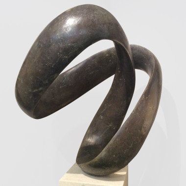 Richard Fox - Bronze Ravel VI, 2016-17