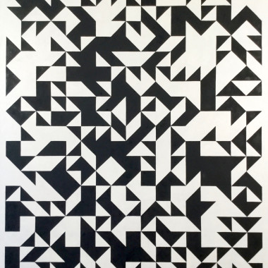 Jon Probert - Untitled (Black and White)