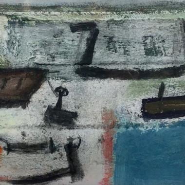 Tony Scrivener - Quayside Number 5, 2014