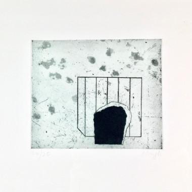 Prunella Clough - Setting I (Burnt Toast), c 1998