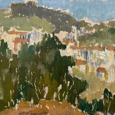 William MacTaggart - Le Cannet (Alpes-Maritimes)