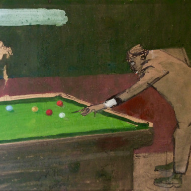 James Fitton - Snooker Hall