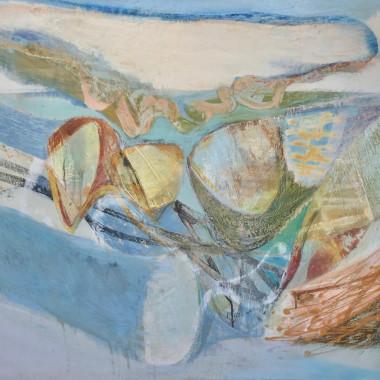 Peter Joyce - Blue Landscape, 2020