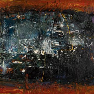 John Plumb - Untitled Abstract, 1956/57