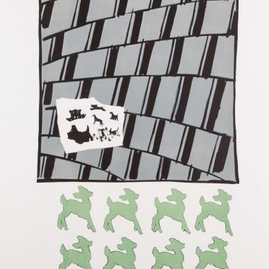 Harvey Daniels - Marc's Dogs, from IAA, 1975