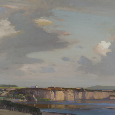 Samuel John Lamorna Birch - Between Showers, Evening, c 1917-1920