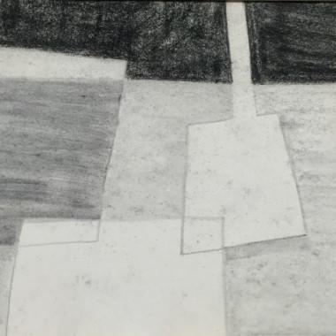 Francis Davison - Farmyard, 1950-51
