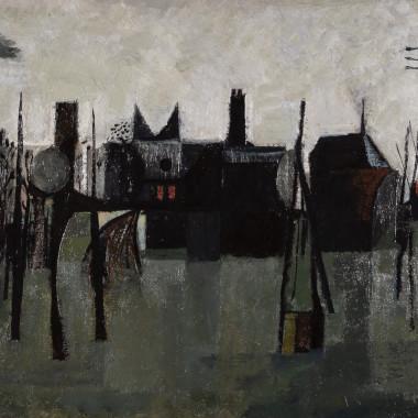 Alan Reynolds - A Spring Landscape, 1952