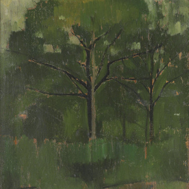 Victor Pasmore - Trees, c 1937