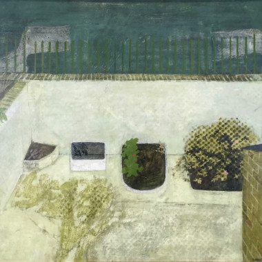 Victoria Crowe - Garden, W6