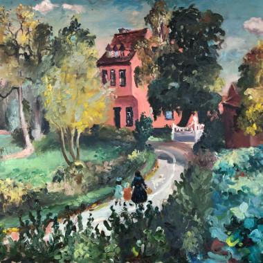 Barbara Gilligan - Benton End, Ispwich, c 1938