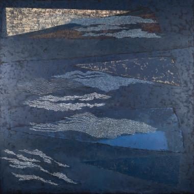 Pamela Burns - Estuary Shadows, 2021