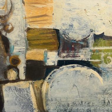 Laurence Scarfe - Bridgehead, 1961