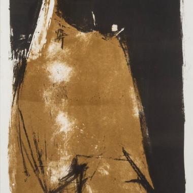 Karl Weschke - Black & Brown, 1958
