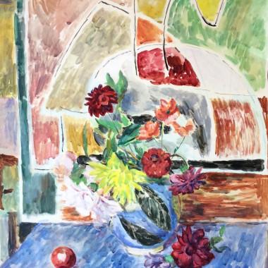 Duncan Grant - Still Life, 1957
