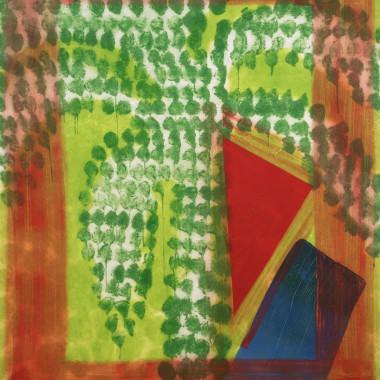 Howard Hodgkin - Street Palm, 1990-91